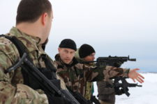 PSD in high risk areas course